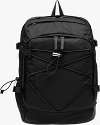 Prada - All Designer Products - Fabric Backpack - Lyst