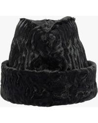 Prada | Wool Hat | Lyst