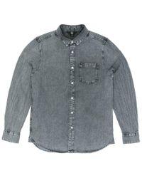 Volcom - Glassic Long Sleeve Shirt - Lyst