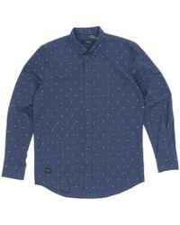 Makia - Anchors Shirt - Lyst