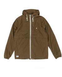 Volcom - Howard Hooded Jacket - Lyst