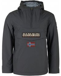 Napapijri - Rainforest Winter Pullover Jacket - Lyst