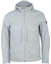 J.Lindeberg - Bass Paper Hooded Jacket - Lyst