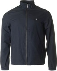 Original Penguin - Zip Through Windcheater - Lyst