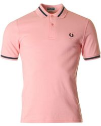 Fred Perry - M2 Single Tipped Polo - Lyst