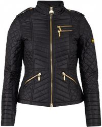 Barbour - Weld Quilted Jacket - Lyst