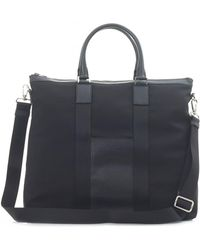 Aquascutum - Canvas Tote Bag - Lyst