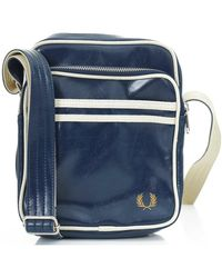 Fred Perry - Classic Pouch Bag - Lyst