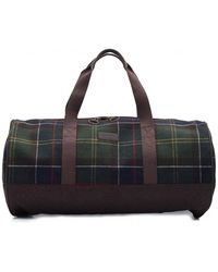 Barbour - Hardwick Holdall - Lyst
