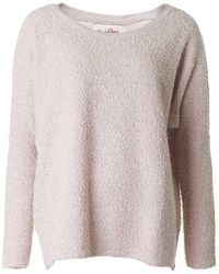 A Postcard From Brighton - Poodle Side Zip Knit - Lyst