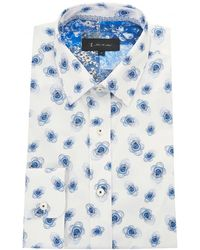 1 Like No Other - Cotton Print Shirt - Lyst