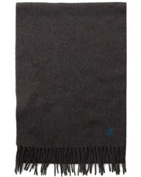 Original Penguin - Plain Wool Scarf - Lyst