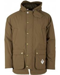 Barbour - Fell Hooded Jacket - Lyst