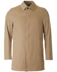 Aquascutum - Berkeley Single Breasted Raincoat - Lyst