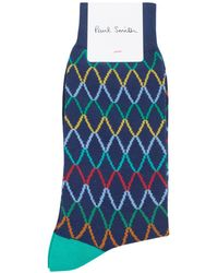 Paul Smith - Acid Bock Socks - Lyst