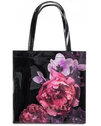 Ted Baker - Lonacon Large Icon Tote - Lyst