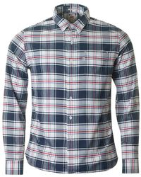Levi's - Sunset One Pocket Checked Shirt - Lyst