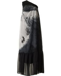 Religion - Amore One Shoulder Maxi Dress - Lyst