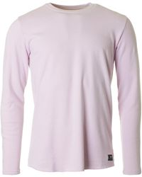Edwin - Terry Crew Neck Sweat - Lyst
