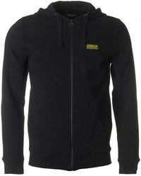 Barbour - Essential Hooded Sweat - Lyst