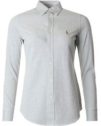 Polo Ralph Lauren - Slim Fit Oxford Shirt - Lyst