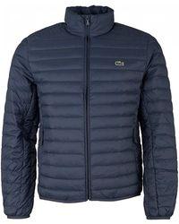 a9bee7c025ae0f Lyst - Men s Lacoste Jackets Online Sale