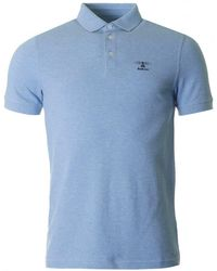 Barbour | Joshua Slim Fit Short Sleeved Polo | Lyst