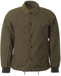 Barbour - Reel Casual Button Through Jacket - Lyst