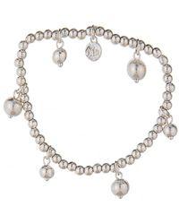 Olia Jewellery - Mia Bead Detail Bracelet - Lyst
