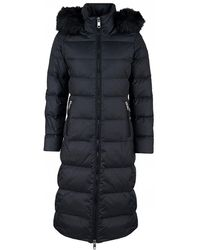 Tommy Hilfiger - Tyra Down Padded Longline Coat - Lyst