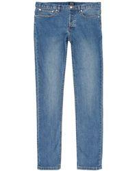 A.P.C. - Petit Standard Slim Fit Jeans - Lyst