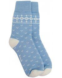 Barbour - Dover Socks - Lyst