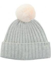 Joules - Pom Pom Hat - Lyst