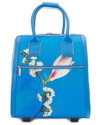 Ted Baker - Harmony Print Travel Cabin Case - Lyst