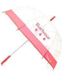 Barbour | Raindrop Umbrella | Lyst