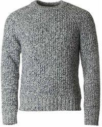 J.Lindeberg - Twist Braided Heavy Knit - Lyst