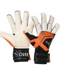 PUMA - One Grip 1 Hybrid Pro Goalkeeper Gloves - Lyst