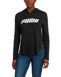 PUMA - Modern Sports Light Cover Up - Lyst