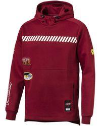PUMA - Ferrari Street Men's Hoodie - Lyst