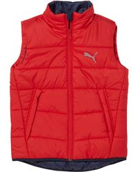 27b5bebf5fcb Lyst - Men s PUMA Waistcoats and gilets On Sale