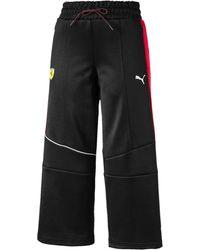 PUMA - Scuderia Ferrari Women's Track Pants - Lyst