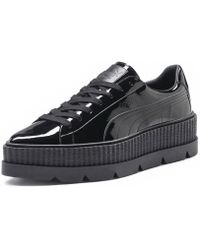 PUMA - Fenty Women's Pointy Creeper Patent - Lyst