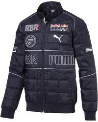 PUMA - Red Bull Racing Speedcat Evo Zip-up Men's Jacket - Lyst