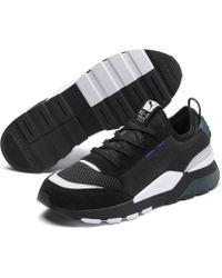 09b642503f35 Lyst - PUMA Challenge Winter Mid Men s Sneakers in Blue for Men