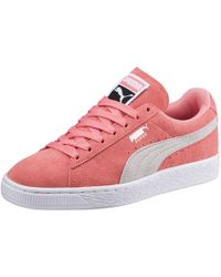 1309cd05bd7 PUMA - Suede Classic Women s Sneakers - Lyst
