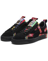 PUMA - X Power Through Peace 307 Suede Sneakers - Lyst