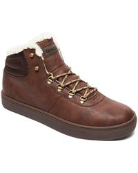 Quiksilver - Water-resistant High-top Shoes - Lyst