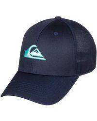 Quiksilver - Snapback Cap - Lyst