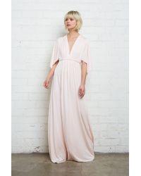 Rachel Pally - Long Caftan Dress - Petal - Lyst