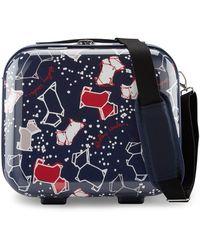 Radley - Speckle Dog Vanity Case - Lyst